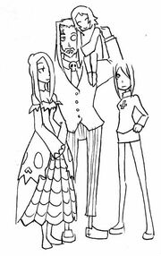 Parasoul Family old concept