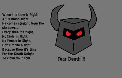 Deadly Poem