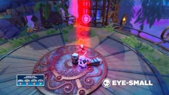 Meet the Skylanders Eye Small