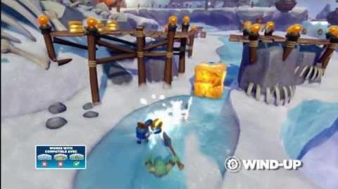 Meet the Skylanders Wind-Up