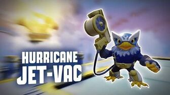 Skylanders SuperChargers - Hurricane Jet-Vac's Soul Gem Preview (Hawk and Awe)