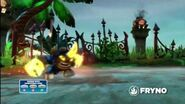 Skylanders Swap Force - Meet the Skylanders - Fryno (Crash and Burn)