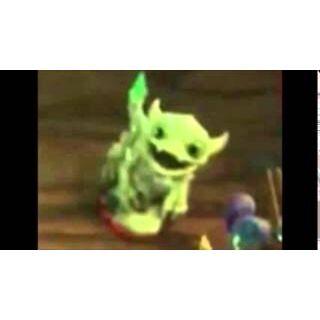 Funny Bone en la portada de un video acerca de su analizacion del juguete y en el juego.