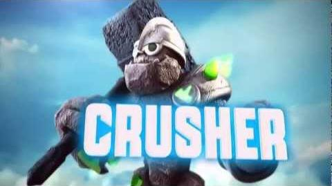 Skylanders Giants - Crusher Soul Gem Preview (It's Crush Hour)