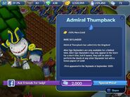 Admiral Thumpback
