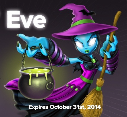 Hallows Eve Hex Skylanders Wiki Fandom Powered By Wikia