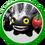 Dark Food Fight Icon