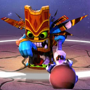Skylanders double trouble magic element