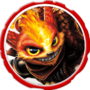 Flare Wolf Icon
