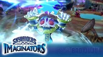 Official Skylanders Imaginators Meet Bad Juju