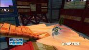 Skylanders Swap Force - Meet the Skylanders - Rip Tide (Go Fish)