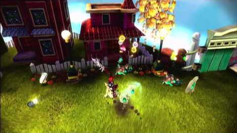 Skylanders Giants - Fright Rider's Soul Gem Preview (Fear the Spear)
