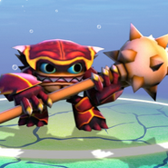 Skylanders wham-shell water element