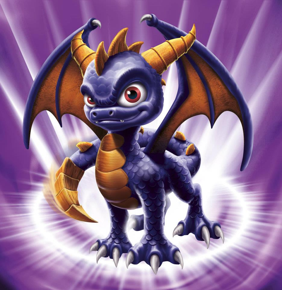 Skylanders Spyro the Dragon
