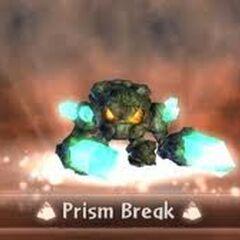Prism Break entrando al portal