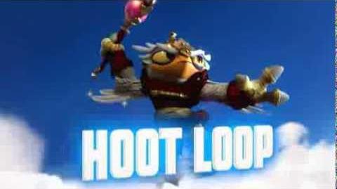 Skylanders Swap Force - Hoot Loop Soul Gem Preview (Let's Ruffle some Feathers)