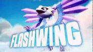 Skylanders Giants - Flashwing's Soul Gem Preview (Blinded by the Light)
