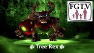 Skylanders Giants - Tree Rex Preview Trailer (Be Afraid of the Bark)