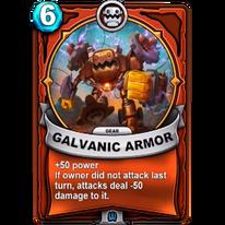Galvanic Armorcard