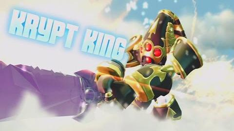 Video - Skylanders Trap Team - Krypt King's Soul Gem ...