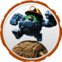 Rocky Roll Icon