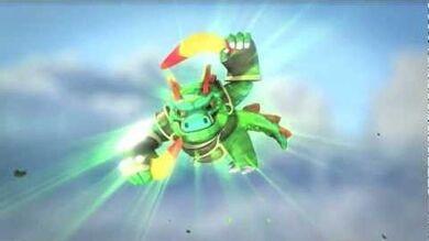 Skylanders Spyro's Adventure - Dino-Rang Trailer (Come 'Rang or Shine)