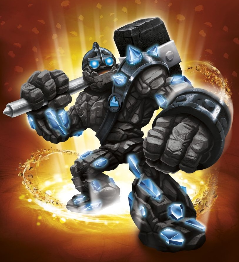 Granite crusher skylanders wiki fandom powered by wikia - Image skylanders ...
