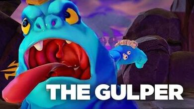 """Official Skylanders Trap Team- """"Meet the Villains- Gulper"""" Trailer"""