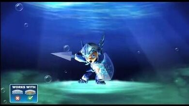 Skylanders Giants - Chill Preview Trailer (Stay Cool)