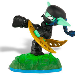 Figura de Stealth Elf S3(Ninja)