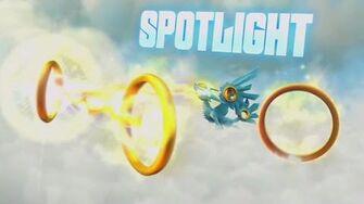 Skylanders Trap Team - Spotlight's Soul Gem Preview (Time to Shine)