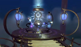 Skylanders imaginators core of light