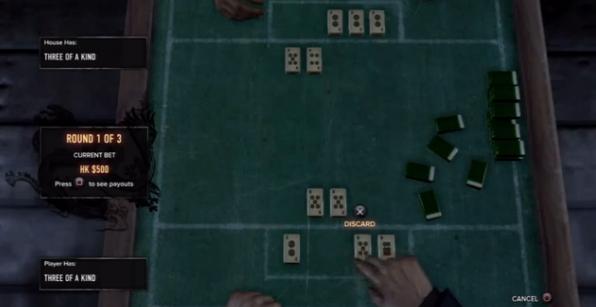 Sleeping dogs gambling exploit choctaw casino poker wsop