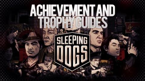 Sleeping Dogs Environmentalist Achievement Trophy Guide