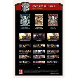Sleeping dogs definitive edition day 1 edition raw