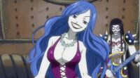 Juvia turned into a slave of Vildaldus2