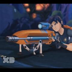 Sniper upgraded defender
