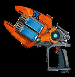 Defender Slipstream XVL-FuzyjnySlugterra Double Barrel Blaster