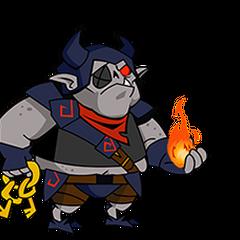 Darkbane Prison Warden