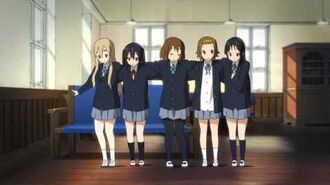 K-On!! Opening - Utauyo!! MIRACLE