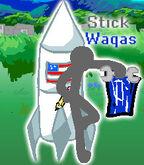 Stick Waqas