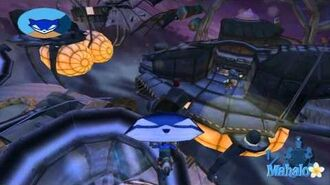 Sly 2 Band of Thieves Walkthrough - Episode 8 - Mega-Jump Job