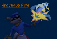 Knockout Dive