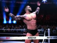 Wwe 12 orton after match