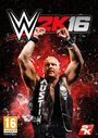 WWE 2K16 cover art