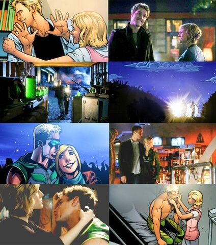 File:Green Arrow SV TV GreenArrow comics FANART 01.jpg