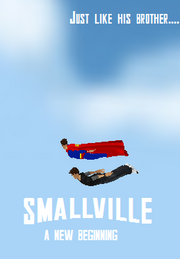 Smallville a new beginning poster 3