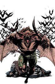 Dc comics New 52 Villains Month Man-Bat issue 1