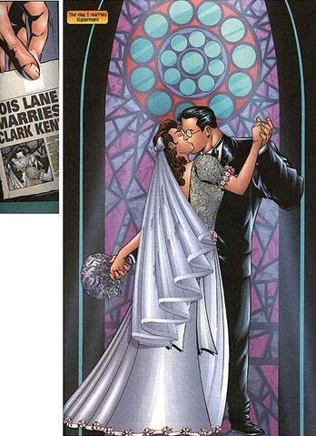 File:ClarkKent LoisLane wedding.jpg