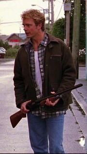 Jonathan shotgun
